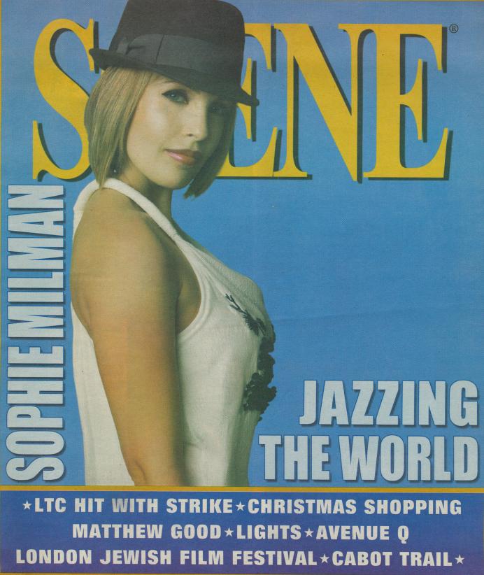 London Scene Cover Story